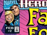 Fantastic Four Vol 3 2