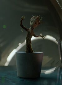 Groot (Earth-199999) from Guardians of the Galaxy (film) 005