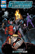 Guardians of the Galaxy (IT) Vol 5 3