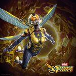 Hope Van Dyne (Earth-TRN670) from Marvel Strike Force 001