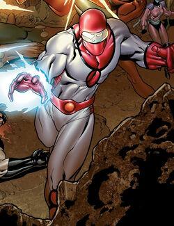 Impulse (Imperial Guard) (Earth-616) from Uncanny X-Men Vol 1 480 001