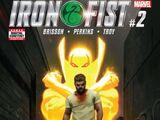 Iron Fist Vol 5 2