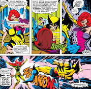 James Howlett & Jean Grey (Earth-616) from X-Men Vol 1 111 0001