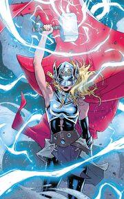 Jane Foster (Earth-616) from Thor Vol 4 1 001