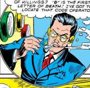 Jerry Carstairs (Earth-616) from Daring Mystery Comics Vol 1 8 0001