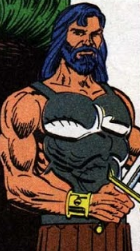 Judah the Maccabee (Earth-616) from Marvel Holiday Special Vol 1 1992 0001