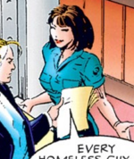 Laura (NYPD) (Earth-616) from Thor Vol 1 492 001