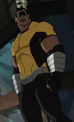 Luke Cage (Earth-12041) from Ultimate Spider-Man Season 3 24