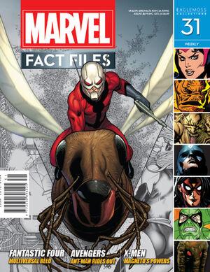 Marvel Fact Files Vol 1 31