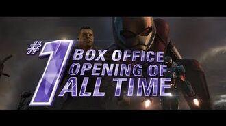 Marvel Studios' Avengers Endgame Rolling Stone 1 Movie TV Spot