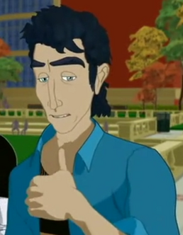 Maxwell Dillon (Earth-760207) from Spider-Man The New Animated Series Season 1 8 001