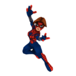 May Parker (Spider-Man's Cousin) (Earth-91119) from Marvel Super Hero Squad Online 002