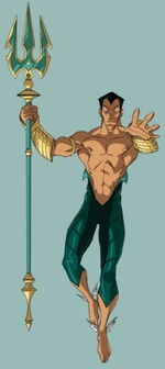 Namor McKenzie (Earth-135263) from Fantastic Four World's Greatest Heroes 001