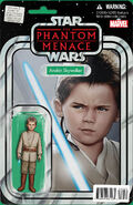 Obi-Wan and Anakin Vol 1 1 Action Figure Variant