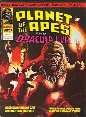 Planet of the Apes (UK) Vol 1 89