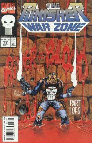 Punisher War Zone Vol 1 31
