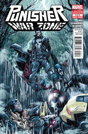 Punisher War Zone Vol 3 4