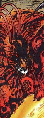 Pyre (Earth-928) Ghost Rider 2099 Vol 1 18