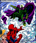 Quentin Beck (Earth-616) from Web of Spider-Man Vol 1 90 001