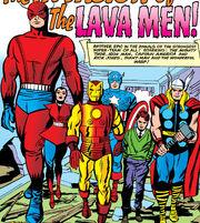 Richard Jones (Earth-616) and Avengers (Earth-616) from Avengers Vol 1 5 001