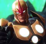 Richard Rider (Earth-TRN765) from Marvel Ultimate Alliance 3 The Black Order