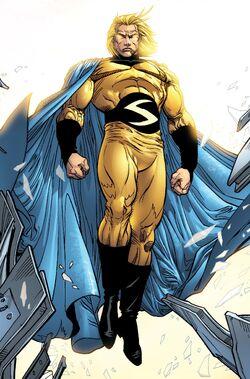 marvel comics sentry