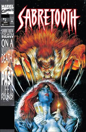 Sabretooth Death Hunt Vol 1 2