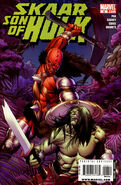Skaar Son of Hulk Vol 1 6