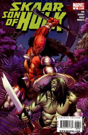 Skaar Son of Hulk Vol 1 6