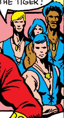 Sons of the Tiger (Earth-77640) from Fantastic Four Roast Vol 1 1 0001
