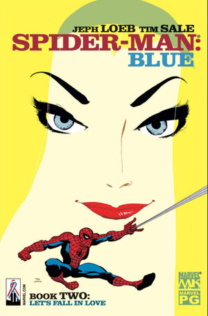 Spider-Man Blue Vol 1 2