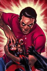 Spider-Men II Vol 1 3 Textless