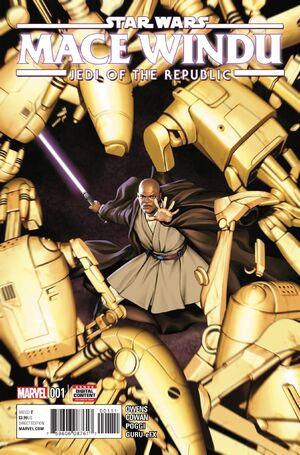 Star Wars Mace Windu Vol 1 1