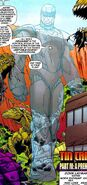 Stealth Sentinel from Sentinel Squad O*N*E Vol 1 4 0001