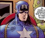 Steven Rogers (Earth-808122) from Hero Initiative Mike Wieringo Vol 1 1 0001