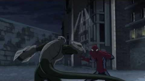 "Ultimate Spider-Man ""Return of the Sinister Six"" Clip"