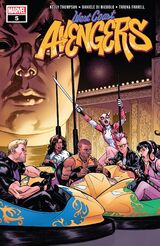 West Coast Avengers Vol 3 5