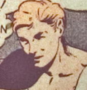 William Byron (Earth-616) from U.S.A. Comics Vol 1 1 0001