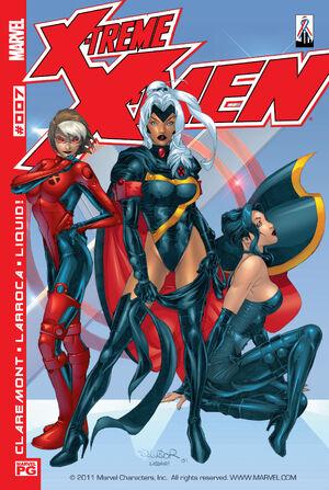 X-Treme X-Men Vol 1 7