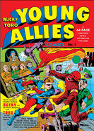 Young Allies Vol 1 1