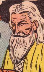 Zeus (Cira 1949) (Earth-616)
