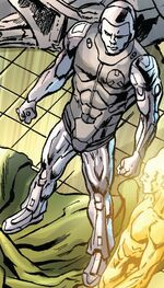Alex Ultron (Earth-807128) from Fantastic Four Vol 1 558 001
