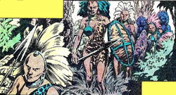 Amazons (Gamburu) (Earth-616) from King Conan Vol 1 4 0001