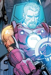 Anthony Stark (Third A.I.) (Earth-616) from Secret Empire Vol 1 4 003