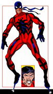 Anton Miguel Rodriguez (Earth-616) from Official Handbook of the Marvel Universe A-Z Update Vol 1 2 0001