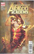 Avengers Academy Vol 1 5 Vampire Variant