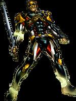 Bran Bardic (Earth-70518) from X-Men Earth's Mutant Heroes Vol 1 1 0001