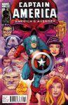 Captain America America's Avenger Vol 1 1