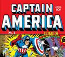 Captain America Comics Vol 1 2