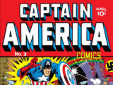 Captain America Comics Vol 1 2